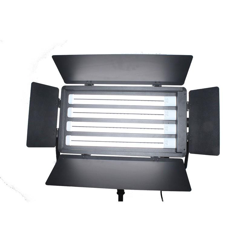 4管LED三ji色柔光灯