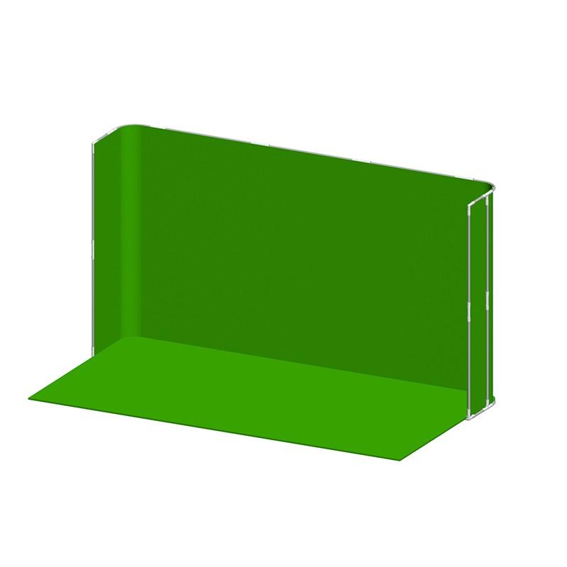 便携式虚拟蓝绿箱U型